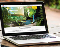 PetSmart National Geographic Microsite Experience