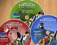 Diseño de Arte para CD - Cliente: Iterario