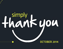 British Gas - Simply Thank You