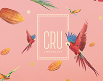 CRU CHOCOLATE | Branding