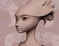 Character Modelisation
