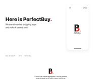 PerfectBuy – your best buy assistant.