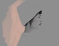 Oriental /2019/ Dibujo digital