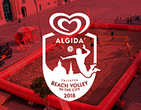 Algida Beach Volley in the City