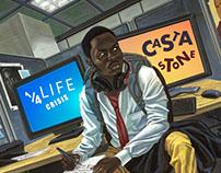 Casta Stone 1/4 Life Crisis