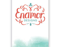 Enamor Designs Branding