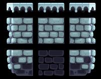 Tile Assets for Game.