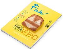 Projeto Acadêmico: Revista Fun!