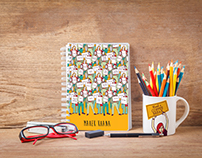 Office Stationery - Notepad