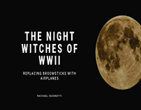 Rachael Giannetti on The Night Witches of WWII