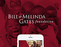 Aperture App - Bill & Melinda Gates Foundation