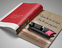 LaZBoy Couch // Lounge In Style