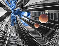 Collage art // round five//