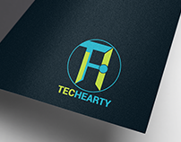 Web design and development company Logo
