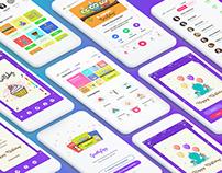 GreetlyApp™ - Mobile Application