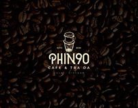 Phin90 Coffee - Brand Design