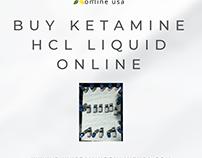 Buy Ketamine HCL Liquid Online