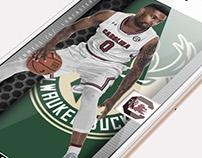 Gamecocks NBA Draft 17