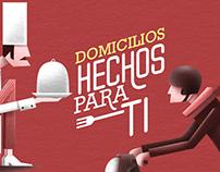 Domicilios CC Viva Palmas