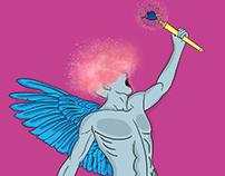 Knight of Hearts Illustration