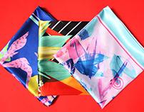 Summer scarves