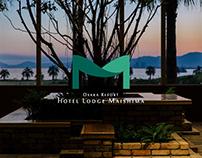 Osaka Resort・Hotel Lodge Maishima | Branding Identity