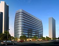 1201/Dongtie Headquarters Design Development