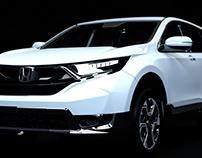 Vietnam Honda CRV v2017 Unveil Event Montage