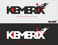 kemerix logo Demo work (epika)