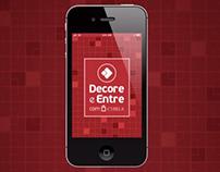 Motion | App Decore e Entre