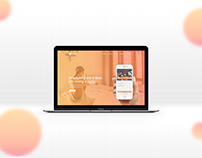 Aura Landing Page Project