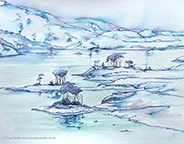 Loch Assynt Winter