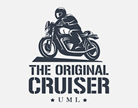 Logo Design - UML motorcycles