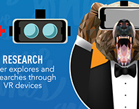 Infographic - The Shopping Journey in VR