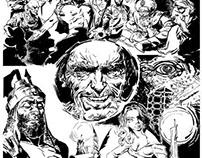 Dracula comic 2014