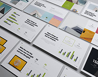 UNCO Simple Presentation Template