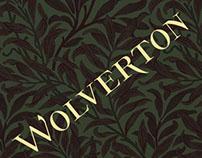 Showcasing the Wolverton Typeface Family
