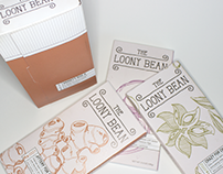 The Loony Bean Chocolate Packaging
