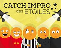 Catch Impro des Etoiles