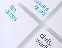 Threespot | Business Cards