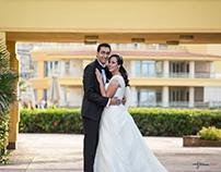 Sylvia and Kerelos Wedding