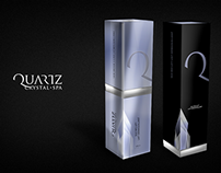 Quartz - Packaging Design