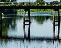 BLACK BRIDGE IN LIMERICK