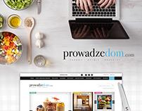 Prowadzę Dom - RWD website