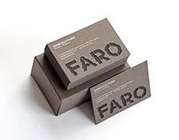 Gonçalo Faro Identity Design