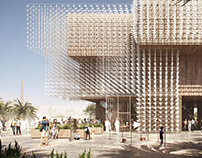 Polish Pavilion | Expo 2020 Dubai | Stage II