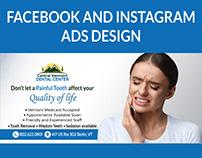 Facebook Ads Design with free mockup