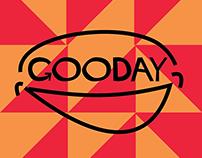 Gooday App: Concept & Prototype (2015)