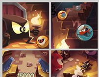 """""""King of Thieves"""" promo images"""