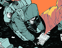 Strassen|feger Comics